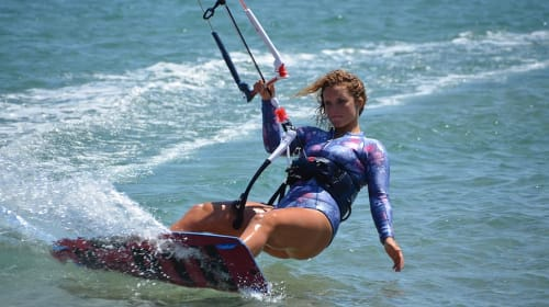 How to kitesurf like a pro