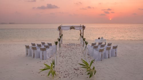 How to Plan a Wedding in Maldives