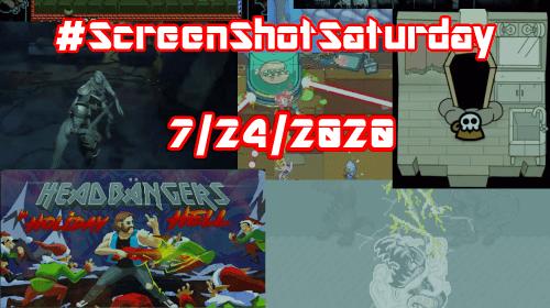 Screenshot Saturday 7/24/2020