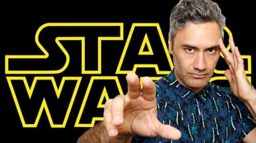 Taika Waititi Shares Update On His Upcoming 'Star Wars' Movie