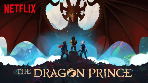 Wonderstorm Animated Series 'The Dragon Prince' Renewed for Four More Seasons