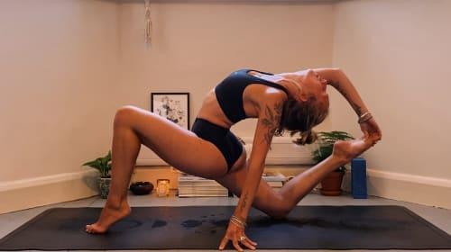 Sexualising Women's Bodies in Yoga