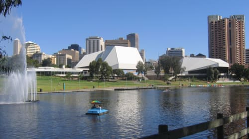 How to getting around Adelaide