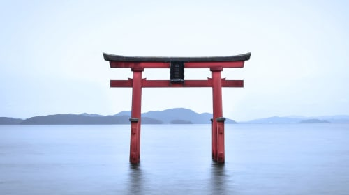 Coexistence of Shinto and Buddhism in Japan