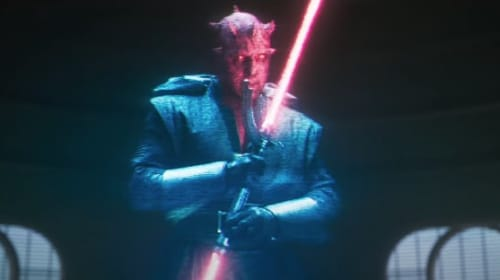 """Sam Witwer Said Lucasfilm Was """"Making a Mistake"""" With 'Solo' Darth Maul Casting"""