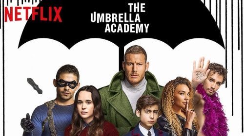 A Hard Pill to Swallow: How The Umbrella Academy Depicts Prescription Medication