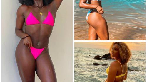 Part XXVIII: Hot Summer Bods in Women's Sports & Fitness