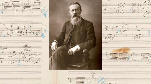 Classical Composer:  Nikolai Andreyevevich Rimsky-Korsakov