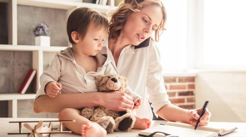 How to Make Time To Write When You have Young Kids