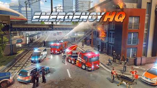 Emergency HQ (Mobile Game) Review