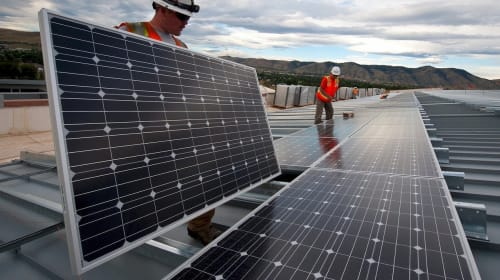 Solar Photovoltaic PV Panels - The future of Energy and Power