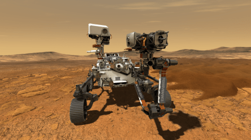 Mars : The Next Frontier