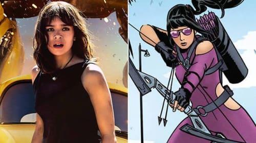 Hailee Steinfeld Rumored To Be Cast As Kate Bishop for 'Hawkeye' on Disney+