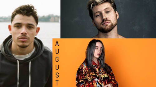 THE NEW GROOVE: August Tunes