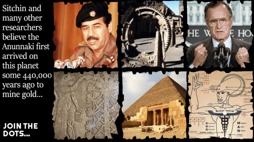 Could the Anunnaki be our ancient ancestors?
