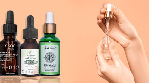 Best Facial Oils For Every Skin Type
