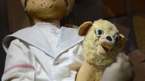 Robert the doll: Florida's creepiest celebrity