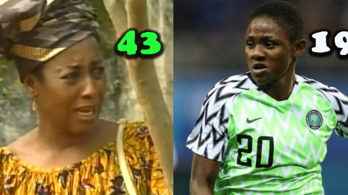 7 Nigerian Celebrities Who Are A Lot YOUNGER Than You Think