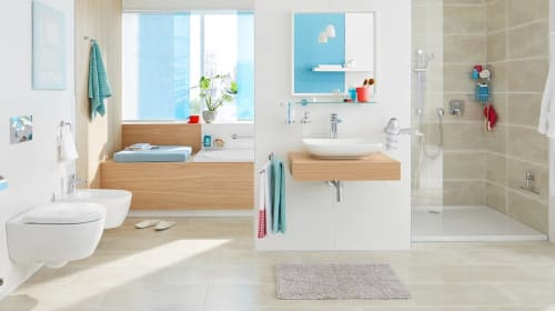 How to Raise Your Bathroom look with a Virtuous Sanitary Ware Designs?