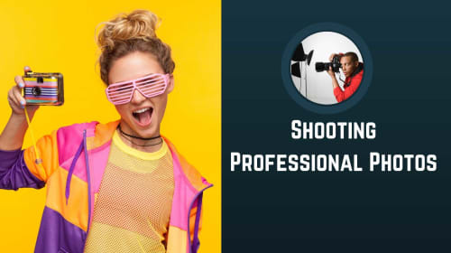 Shooting Professional Photos Can Be Easier Than You Know