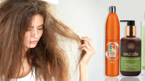Say Bye-Bye To Frizzy Hair!
