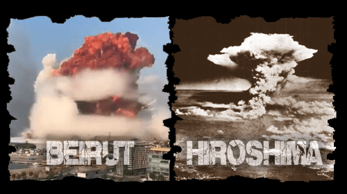 Beirut 2020: A tale of two tragedies 75 years apart