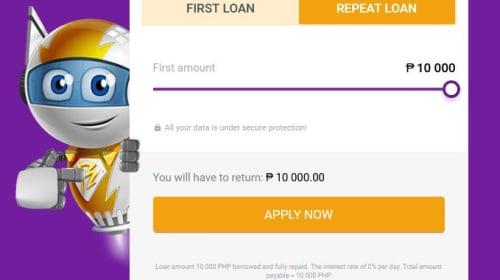 Loans On Your Fingertip : Robocash