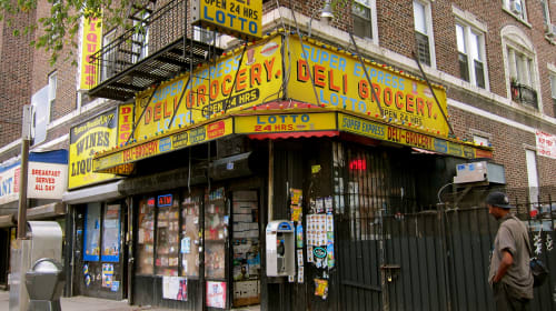 An open relationship with my bodega man