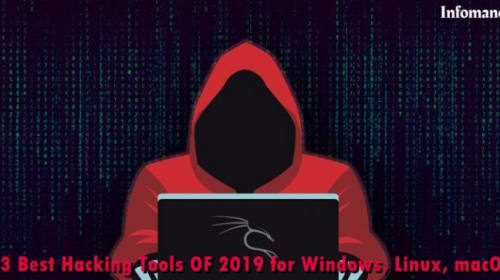 13 Best Hacking Tools OF 2020 for Windows, Linux, macOS