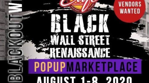Black Wall Street Renaissance