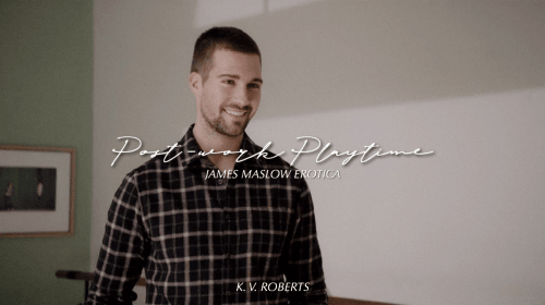 Post-work Playtime | James Maslow Erotica [18+]