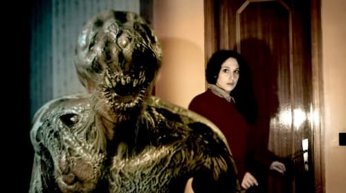 Short Horror Reviews: Andrea Ricca - Creature Features