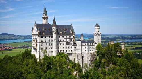 What are the Top Tourists Attractions In Germany?