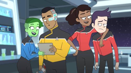 REVIEW: Star Trek: Lower Decks 1-1