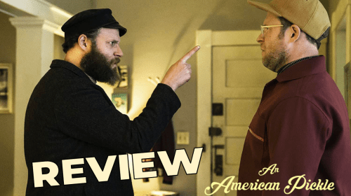 'An American Pickle' Review—A Somewhat Likeable Story