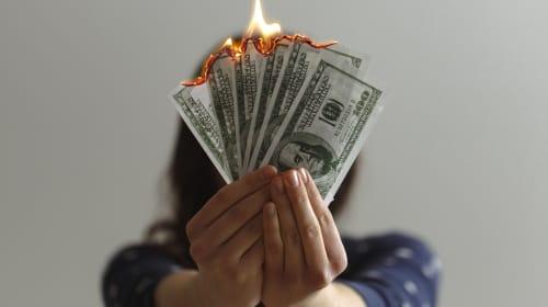 Stop Burning Money