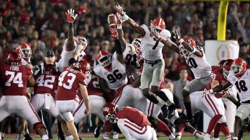'NCAA Football 14': OU, Stillwater, and Georgia Tech to the SEC Dynasty Mode Build Season 1, Part 19—Conference Championship Week: #7 Georgia @ #1 Oklahoma in Nashville