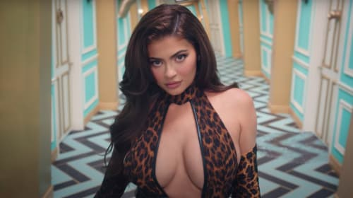 Kylie Jenner Makes An Appearance In Cardi B And Megan The Stallions Music Video WAP
