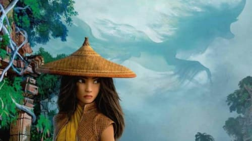 Raya and the Last Dragon's protagonist will have Disney's first Southeast Asian Princess