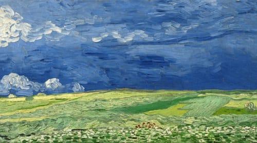 Rest In Peace, Vincent van Gogh