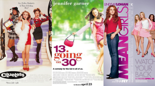 OG Chick Flick Movies That I Watch More Than 5 Times!