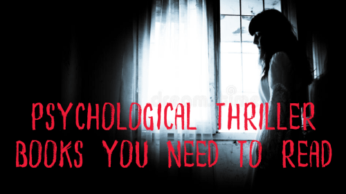 Psychological Thriller Books That Will Play With Your Head