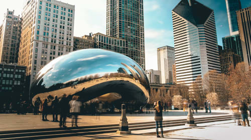 The Most Popular Places for Tourists in Chicago