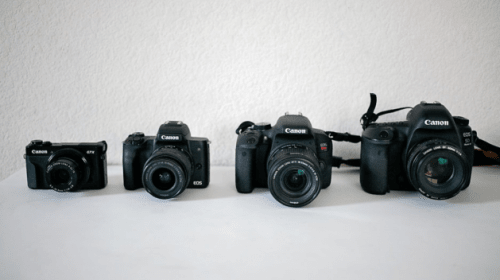 How To Choose The Best Camera As Per Own Requirements