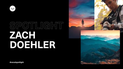 Creator Spotlight: Zach Doehler