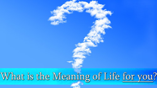A Meaning of Life