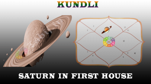 From Free Kundli Reading know How Saturn in1st House affects your life