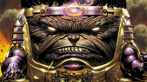 'Agents of SHIELD' Showrunner Comments Suggest That Marvel Studios May Have Plans To Use MODOK In A Future Project