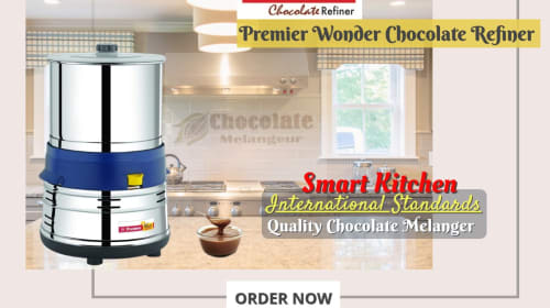 Top 5 Branded Cocoa Grinder – Melanger Machine For Chocolate Conching and Refining