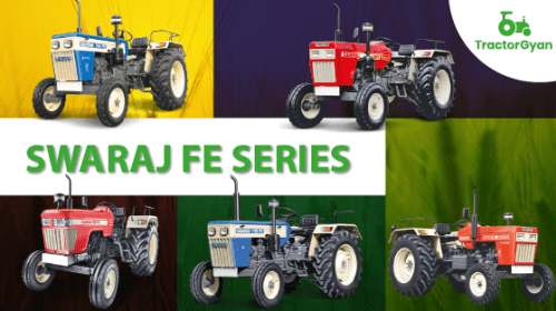 Latest Swaraj FE Series with excitingfeatures